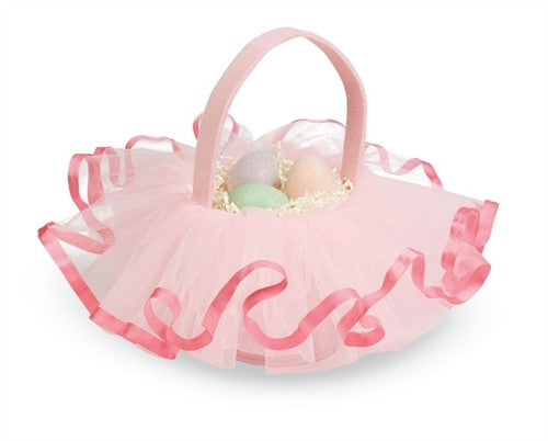 Mud Pie Tutu Easter Basket