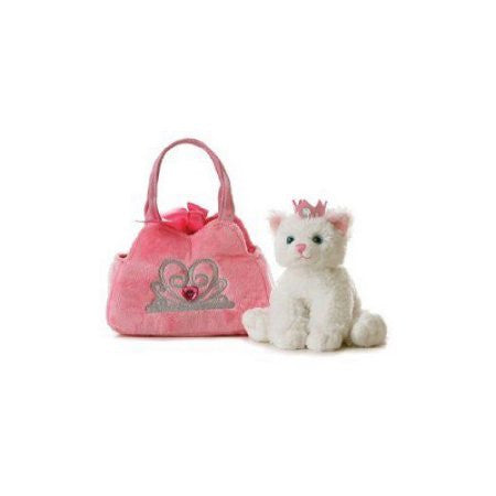 Princess Kitten Pet Carrier Purse