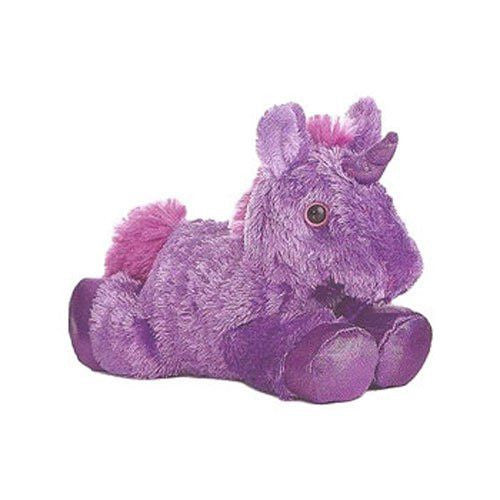 Purple Bright Unicorn