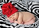 Jaime Rae Flower Rose Hat  (many color choices) sz baby-girls