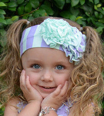Serendipity Secret Garden Mint & Lavender Headband