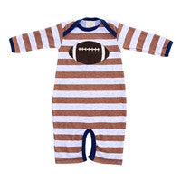 Haute Baby Field Goal Coverall (sz 0-3m, 12m)