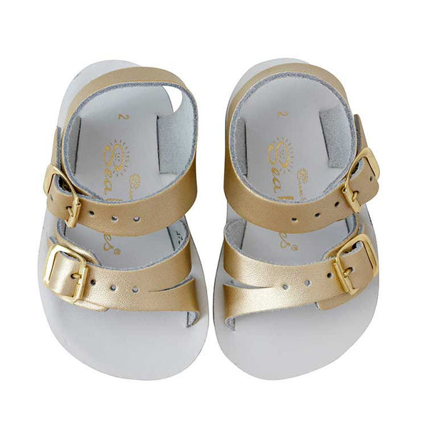Sun-San Saltwater - Sea Wee Sandals - GOLD