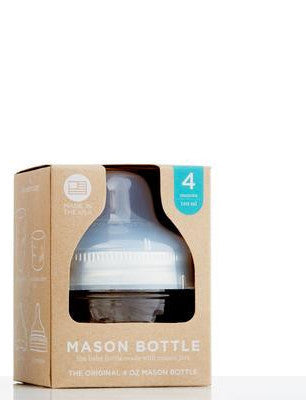 The Original Mason Bottle 4oz