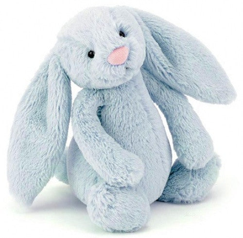 Jellycat Bashful Blue Bunny Chime