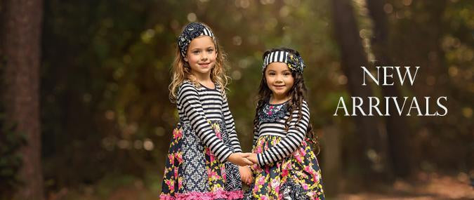 Girls Boutique Fall Clothing