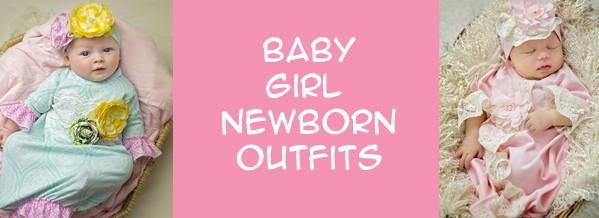 Newborn Girls