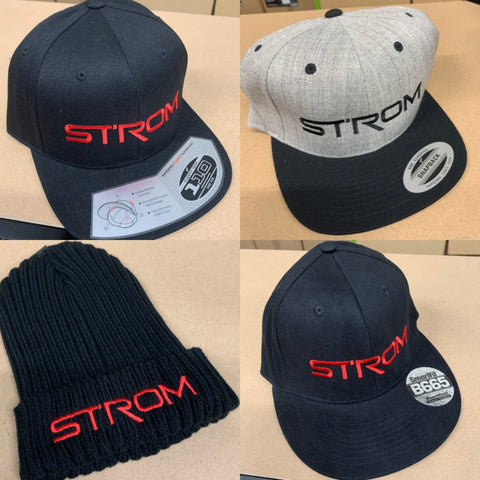 Strom limited edition hats