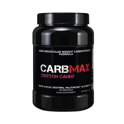 Strom presents - CarbMAX 1.5kg 50 servings