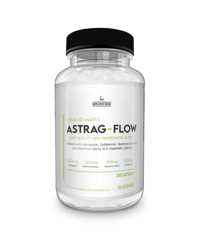 Supplement needs - Astrag-flow