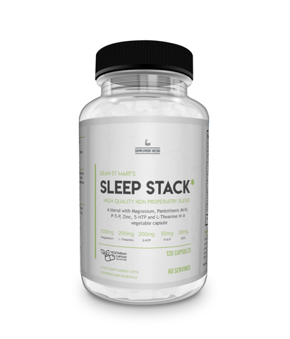 Supplement Needs - Sleep Stack