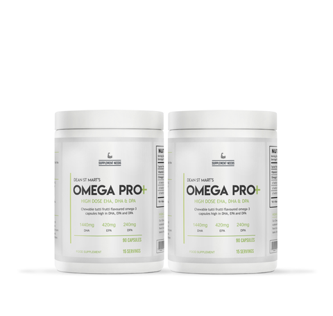 SUPPLEMENT NEEDS OMEGA PRO+ 30 SERVINGS