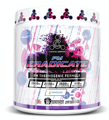 Chemical Warfare - PM ERADICATE