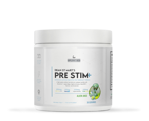 Supplement Needs - Pre Stim+