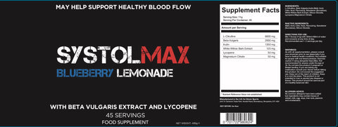 SystolMAX - with lycopene & beta vulgaris - 45 serving