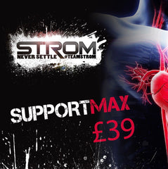 Strom presents - SupportMAX