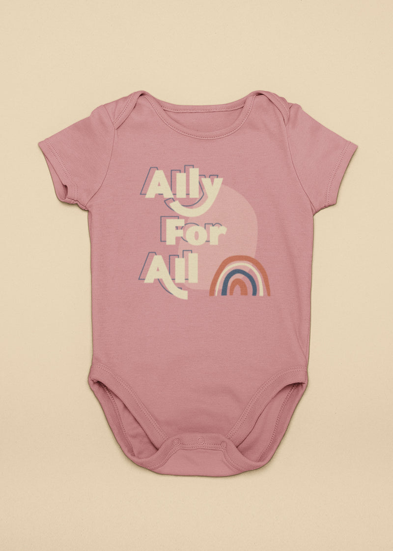 Ally For All Onesie