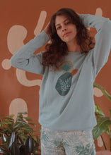 Load image into Gallery viewer, Minty Plant Crewneck