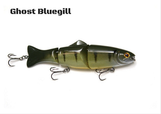 Ghost Bluegill Clacker Swimbait