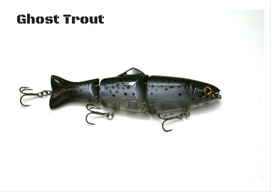 Ghost Trout Clacker Swimbait