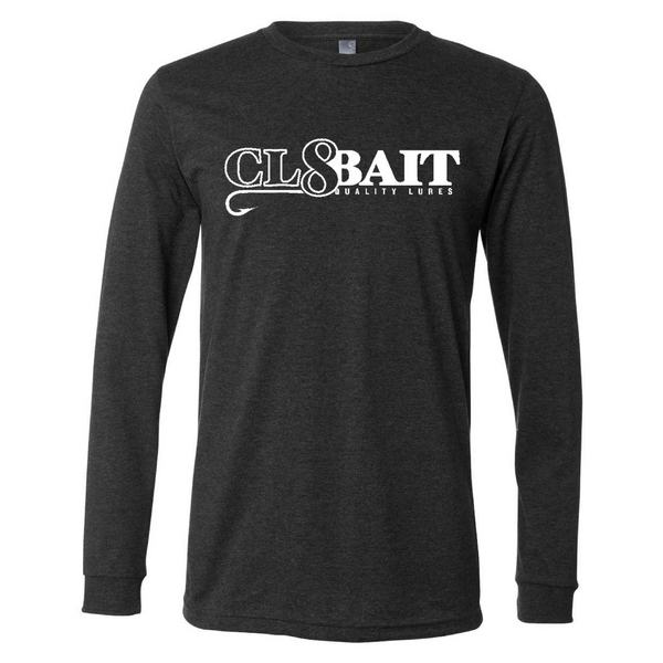 Cl8bait Long Sleeve Gray T-Shirt