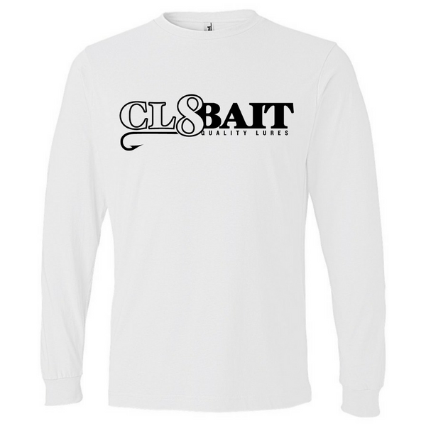 Cl8bait White Long Sleeve T-Shirt
