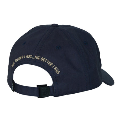 Old Guys Rule - Better Oval - Navy Hat - Back