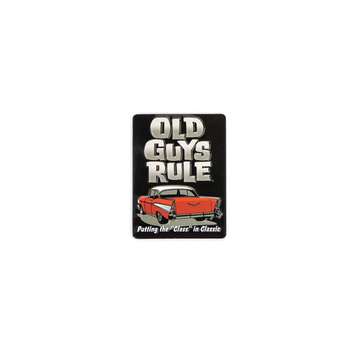 Old Guys Rule - OGR Classic - Magnet - Main View