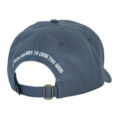 Old Guys Rule - It Took Decades - Slate Hat - Back View