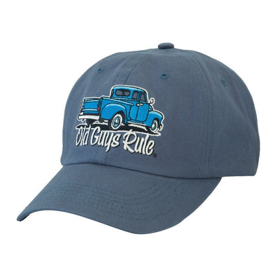 Old Guys Rule - It Took Decades - Slate Hat - Front View