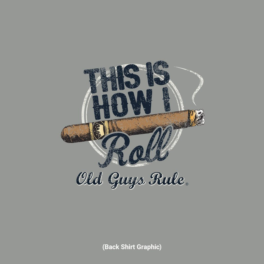 Old Guys Rule - How I Roll Cigar - Gravel - Main View
