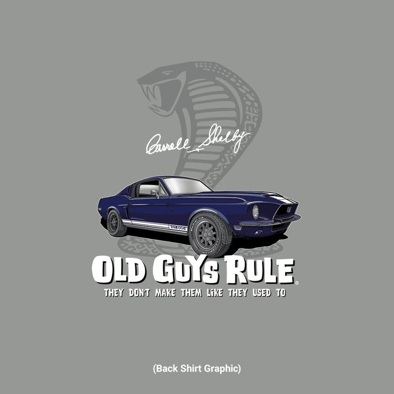 Old Guys Rule - Shelby GT500 - Gravel - Main View