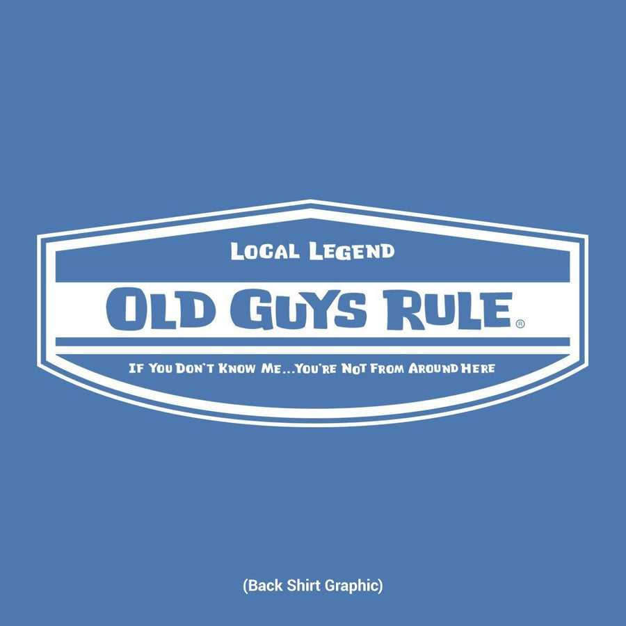 Old Guys Rule - Local Legend - Iris - Main View