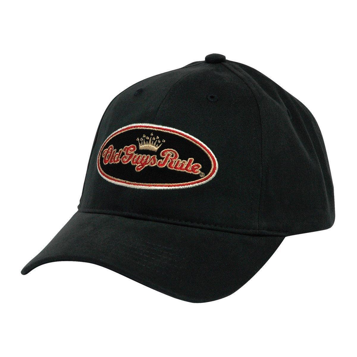 Old Guys Rule - The Older I Get... The Better I Was - Charcoal Hat - Front