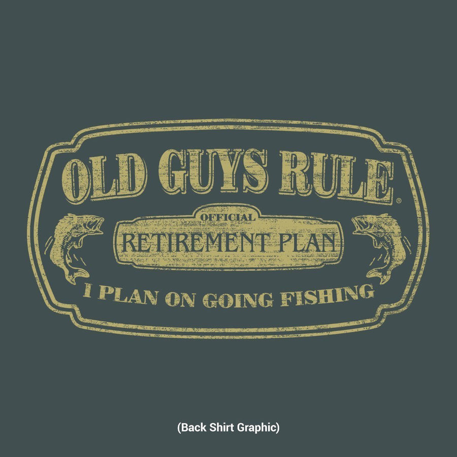 Fishing In Retirement