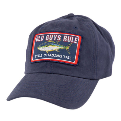 Old Guys Rule - Hat - Still Chasing Tail - Main View