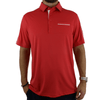 Old Guys Rule - Golf Polo Shirt - Cayenne - Front