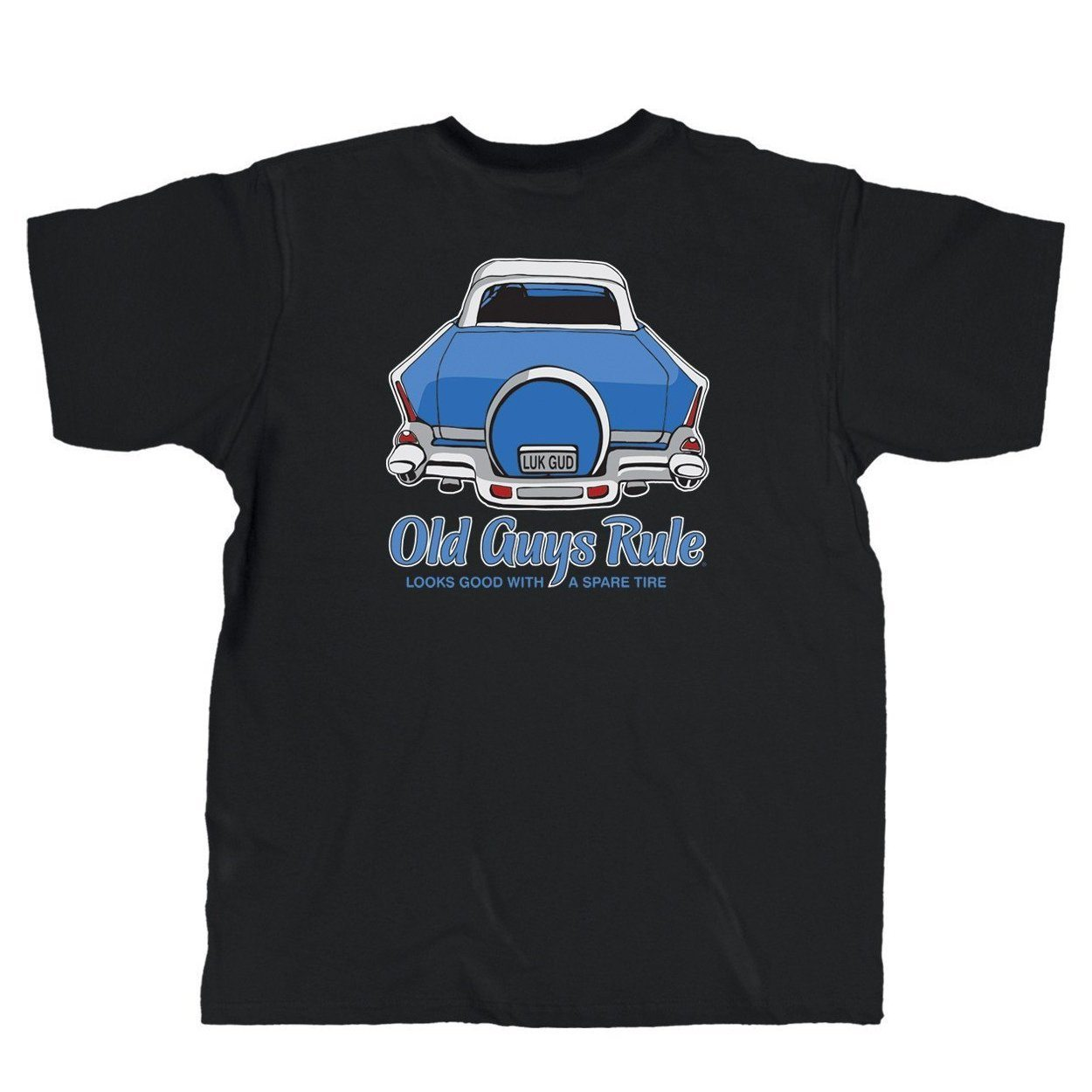 Spare Tire T-Shirt