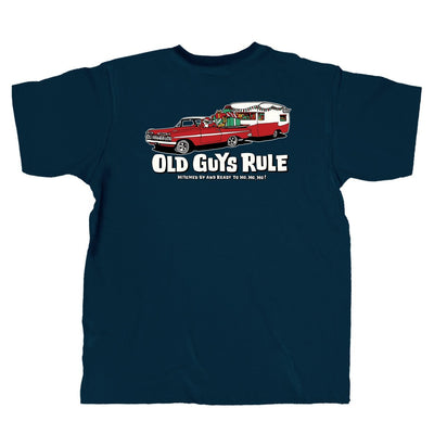 Old Guys Rule - 2017 Holiday T-Shirt