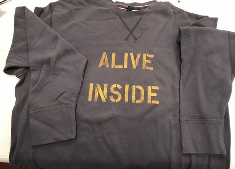 Alive Inside Sweat-Shirt by UCCI