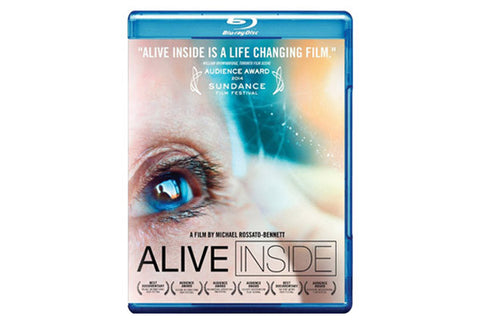 Alive Inside Blu-Ray