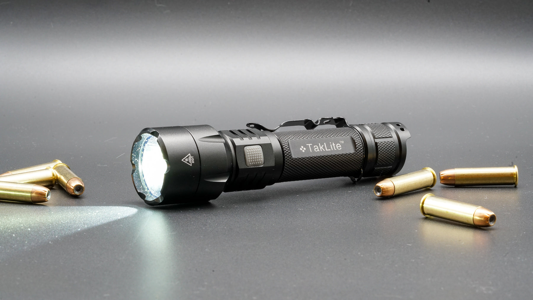 The TA-200 Flashlight Is Shaking Up The Industry