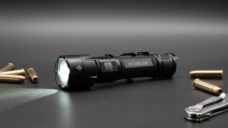 TakLite TA-200 LED FLASHLIGHT