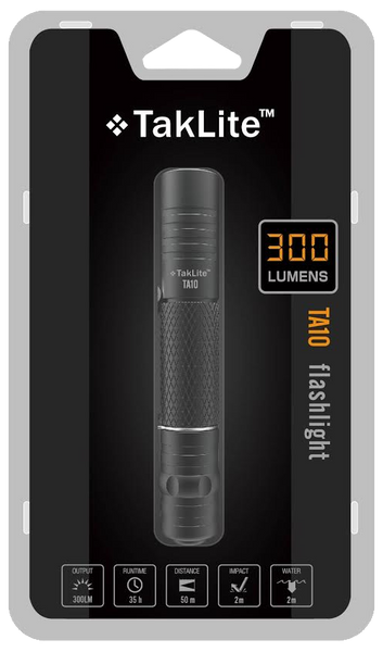 TakLite TA-10 LED Flashlight
