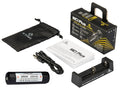 Lithium-Ion Battery Charger Upgrade