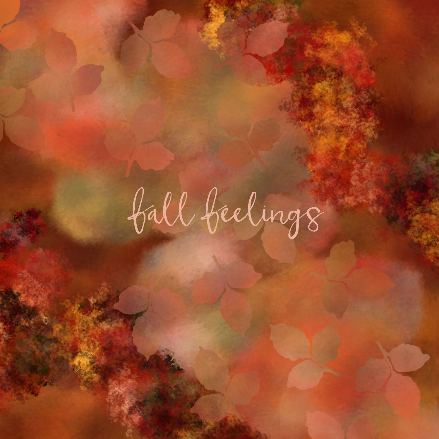 Fall Feelings: Background perfect for all your fall designs | Download