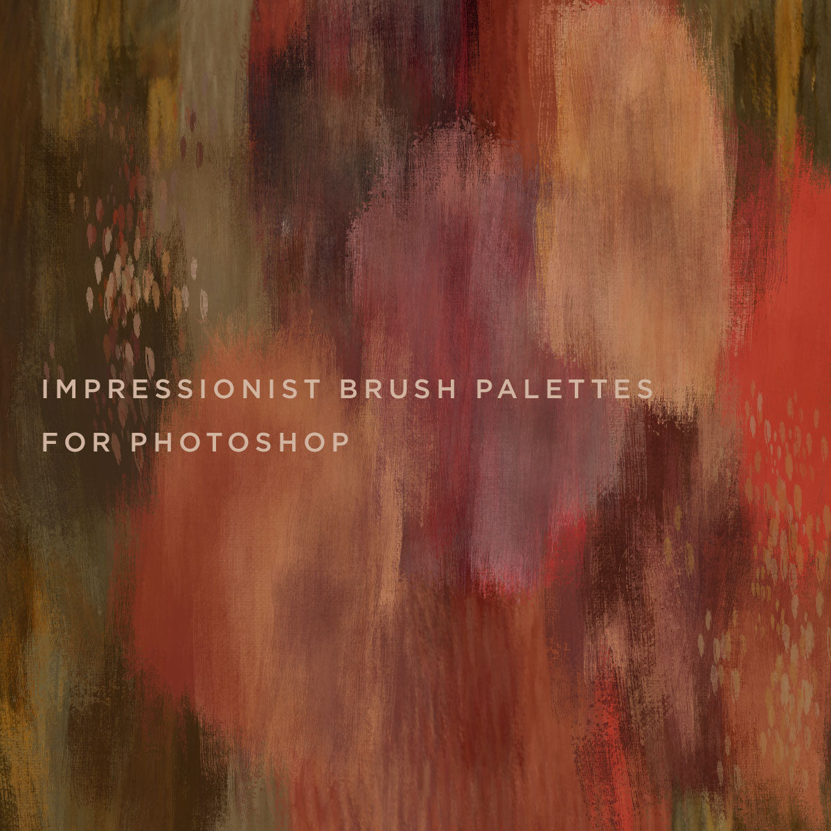 Earthy Pre-Fall Runway inspired Color Palettes For Photoshop Brushes