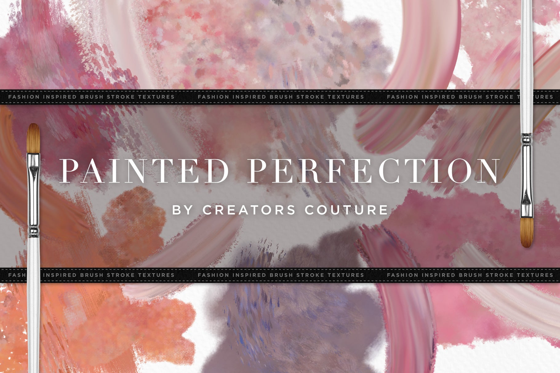 "Painted Perfection ""Pastel Perfection"" 