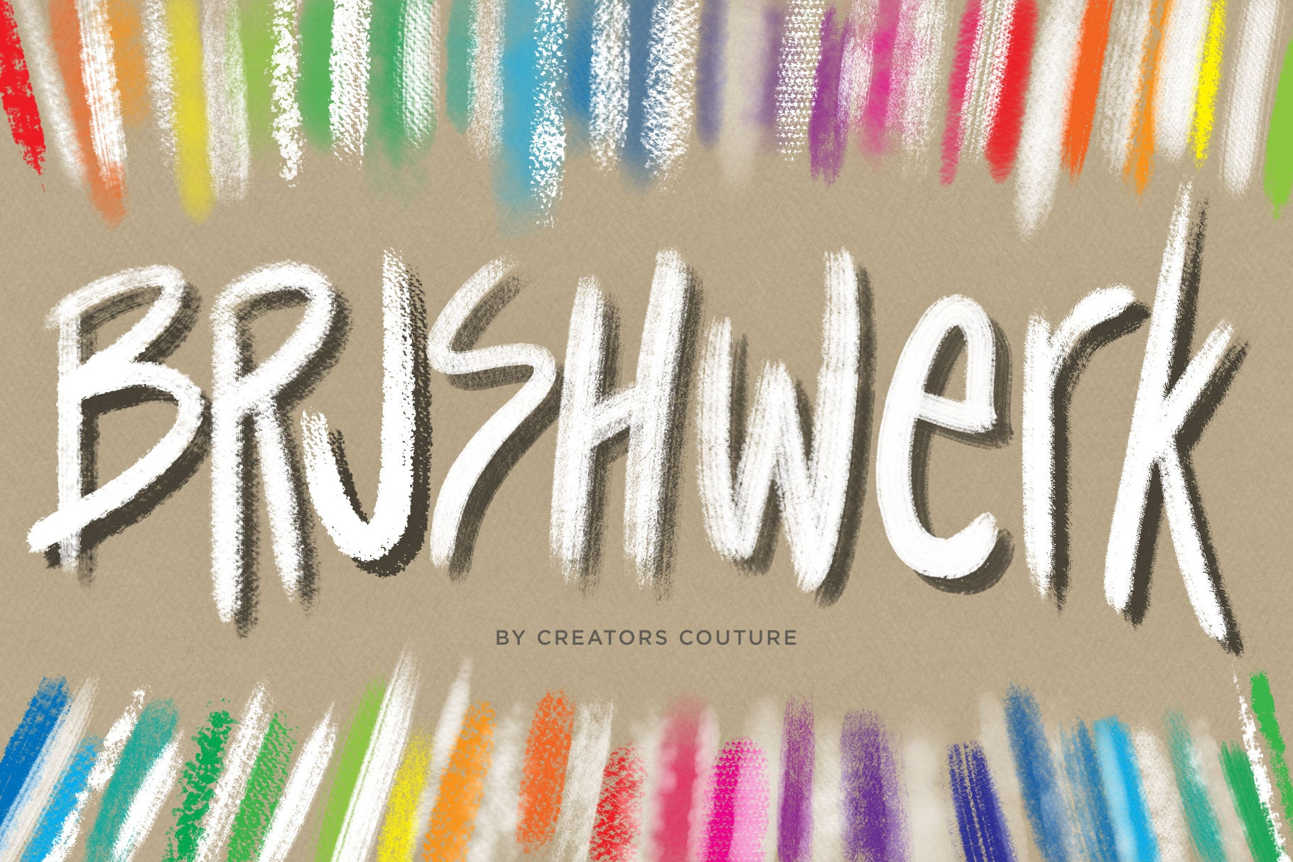 Brushwerk Your New Essential Fashion-Inspired Photoshop Brushes Cover image