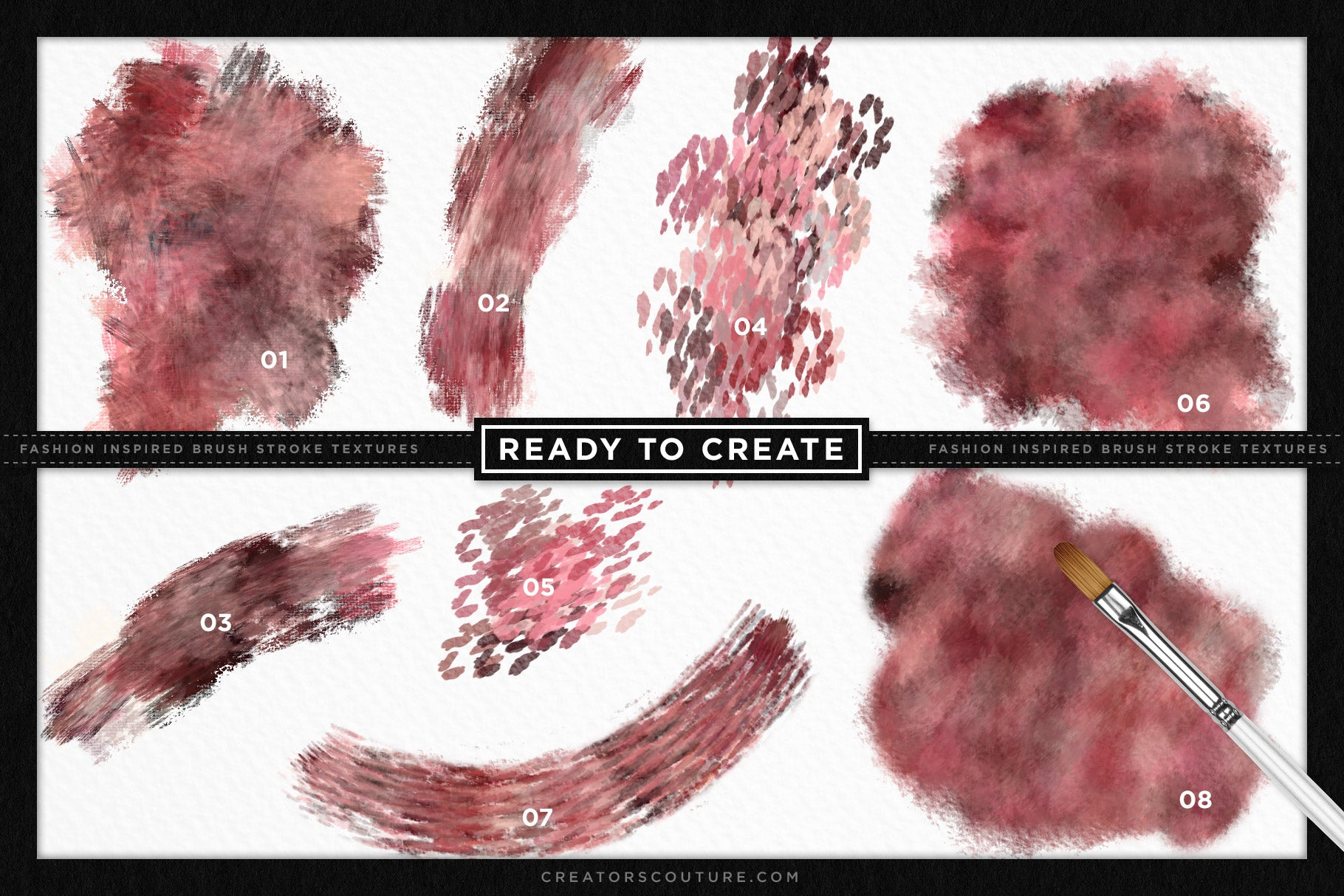 "Painted Perfection ""Brie"" 
